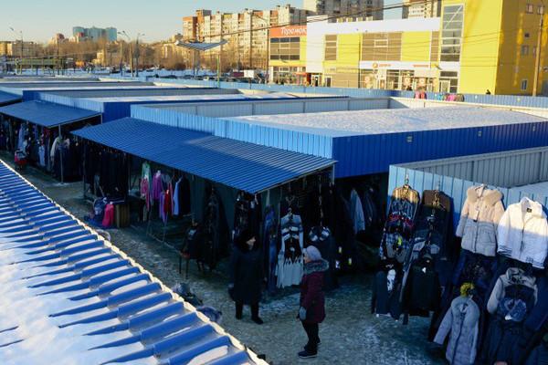 Где рыболовный рынок в Санкт-Петербурге