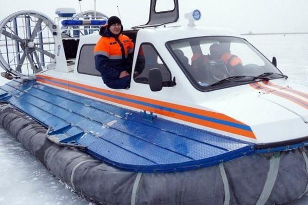 что будет с резиновой лодкой на морозе
