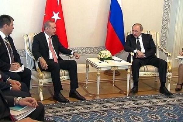Ультиматум Эрдогана: США выдают Гюлена, либо теряют Турцию