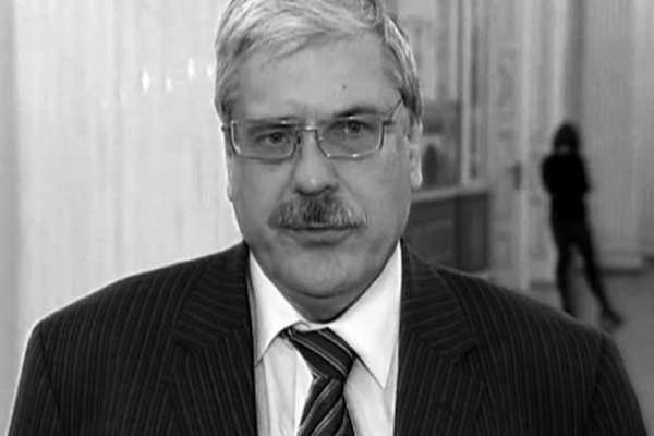 Вице-спикер Заксобрания Петербурга умер в трагедии