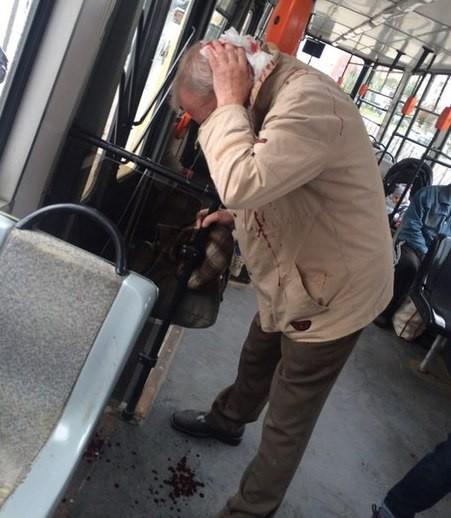 ВДТП напроспекте Просвещения пострадал пассажир трамвая— Петербург