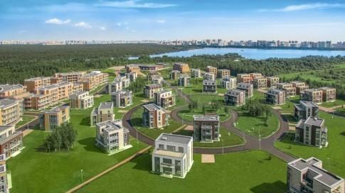В Петербурге набирает обороты тренд на эко-недвижимость